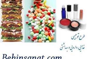 نگارش طرح توجیهی در بخش صنایع غذایی و دارویی - 1