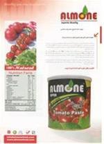 فروش رب گوجه فرنگی 800 گرمی آلمون