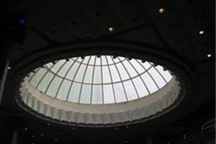 پوشش سقف نورگیرهای ساختمانی