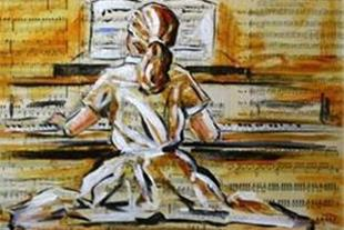 تدریس خصوصی پیانو کودکان و بانوان - 1