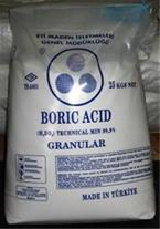 واردات و فروش ویژه اسید بوریک، بوراکس دکا و بوراکس