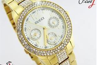 ساعت زنانه فول تایم مجلسی Gucci