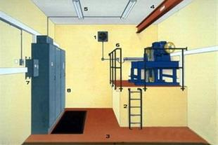 طراحی وساخت تابلو برق استخر وسونا
