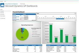 نرم افزار Microsoft Dynamics GP 2015