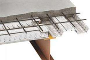 ساخت و اجرای اسکلت فلزی ،اجرای سقف عرشه فولادی