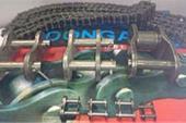 زنجیر صنعتی دونگا ، بلبرینگ صنعتی ، چرخ دنده