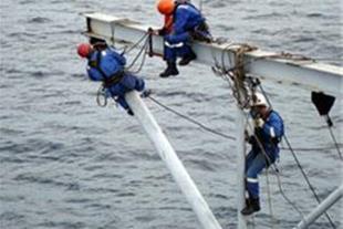 کار در ارتفاع بدون داربست اهواز