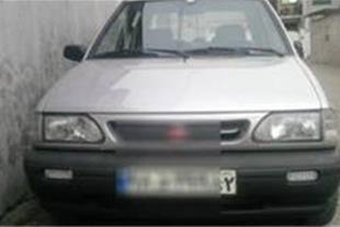 فروش پراید در مازندران آمل