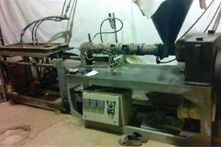 دستگاه تولید لوله خرطومی تمام اتوماتیک