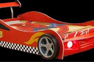 تخت خواب ماشین مدل تی تی آراچوب - 1
