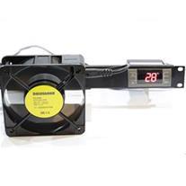کنترل دمای رک  دیتاشین  نمایشگر دیجیتال
