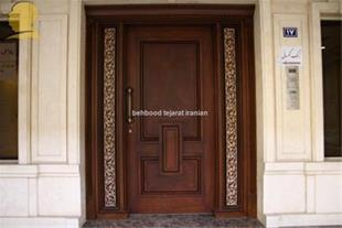 درب ضد سرقت ترک-درب ضد سرقت چین-دربهای چوبی داخلی