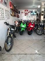 فروش انواع موتورسنگین با مجوز در استان مرکزی