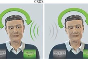 بهترین سمعک CROS برای شنوایی یک طرفه - 1