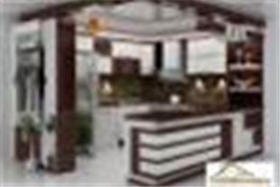 اتاق طلایی(فروش کابینت mdf میز تلویزیون mdf  تختخو