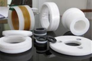 تراش و ساخت انواع قطعات صنعتی پلیمری و تفلونی