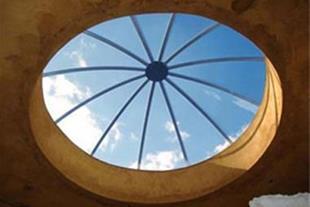 اجرای سقف نورگیر شرکت سایه ساز
