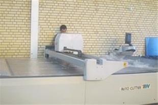 برش پارچه CNC فتح الهی