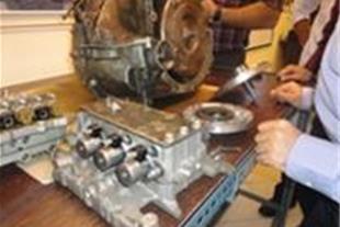 آموزش تعمیرات گیربکس
