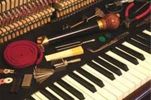 پیانو    piano tuning