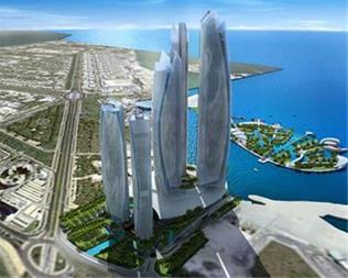 اجاره خانه مبله به مسافران در ابوظبی امارات - 1