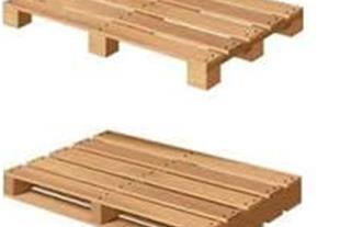 پالت چوبی تک افرا