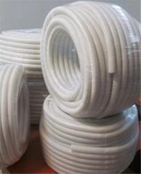 فروش لوله های سفید خرتومی مخابراتی - 1