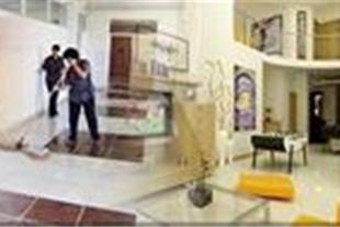 نظافت کلی منازل و آپارتمانهای نوساز