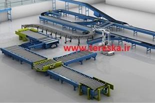 طراحی سیستم های انتقال مواد