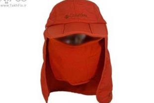 کلاه آفتابی سه تکه محافظت کامل از سر، گردن و صورت