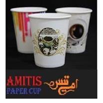 لیوان کاغذی یکبار مصرف در طرحهای متنوع