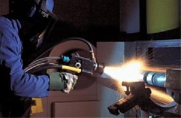 خدمات متال اسپری و ایجاد پوشش های سخت فلزی - 1