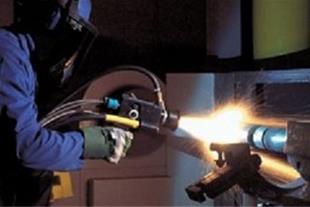 خدمات متال اسپری و ایجاد پوشش های سخت فلزی