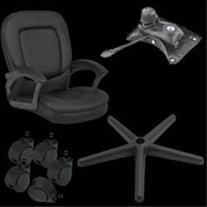 تعویض قطعات صندلی
