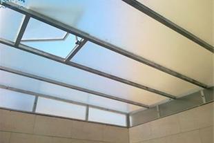 سقف پاسیو و سقف حیاط خلوت
