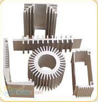 تولیدکننده لوله آلومینیوم ،  مقاطع استاندارد و آلی