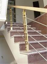 شستشوی راه پله و نظافت ساختمان