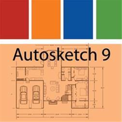 نرم افزار Autosketch 9 - 1