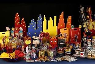 تم تولد سوپرهیرو (Super Hero) در وبسایت آلیس تم