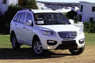 فروش خودرو لیفان x60