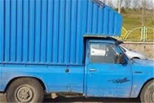 حمل اثاثیه در لاهیجان
