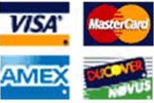 فروش ویژه کارت اعتباری ویزا و مسترکارت