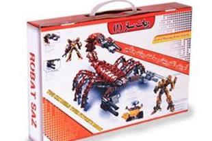 فروش ربات جنگجو ،ربات کوچولو و سایر رباتهای خلاقیت