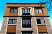 ترمو وود ، چوب نمای ساختمان