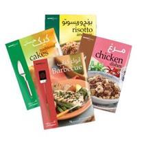کتاب های آشپزی سریع و آسان (سه جلدی)