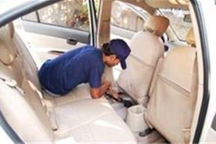 تو شویی صفر شویی اتومبیل در محل 09125239881