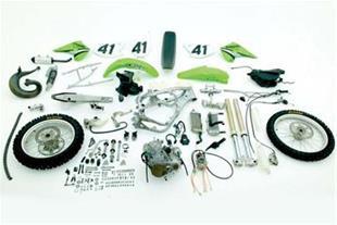 فروش لوازم یدکی موتورسیکلت های ورزشی و سنگین - 1