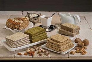 فروش اینترنتی انواع حلوا و سوغات تبریز