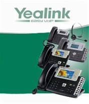 فروش محصولات و تلفن های تحت شبکه YEALINK