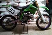 فروش موتورکراسkx125مدل2003